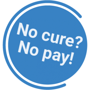 No cure, no pay